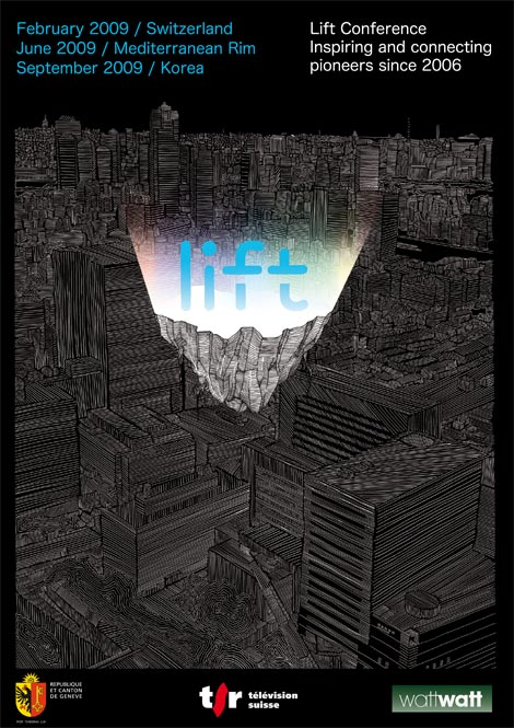 Lift 09 poster