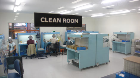 Rode_cleanroom