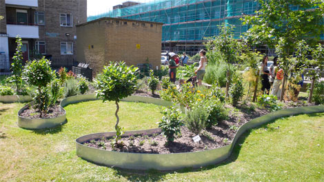 Edible Estates London