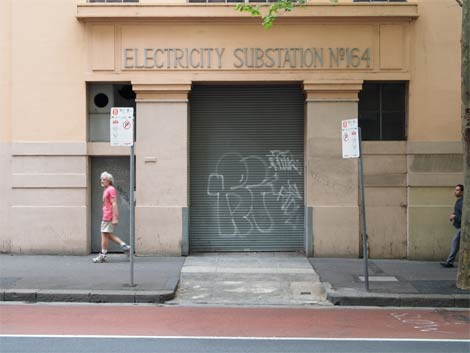 Substation, Sydney CBD