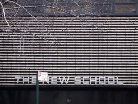 NYC The New School