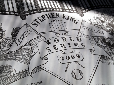 Panorama Stephen King on the World Series