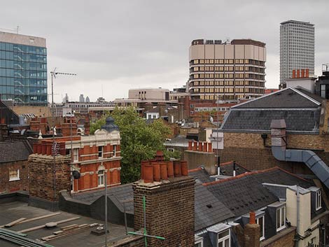 View from the Rathbone