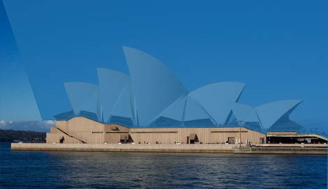 Sydney Opera House by Utzon et al
