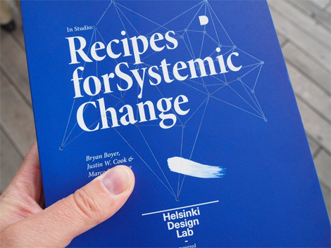 In Studio: Recipes for Systemic Change (book)
