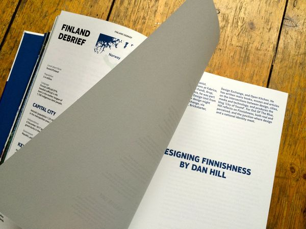 Cityofsound Essay Designing Finnishness For Out Of The Blue The Essence And Ambition Of Finnish Design Gestalten