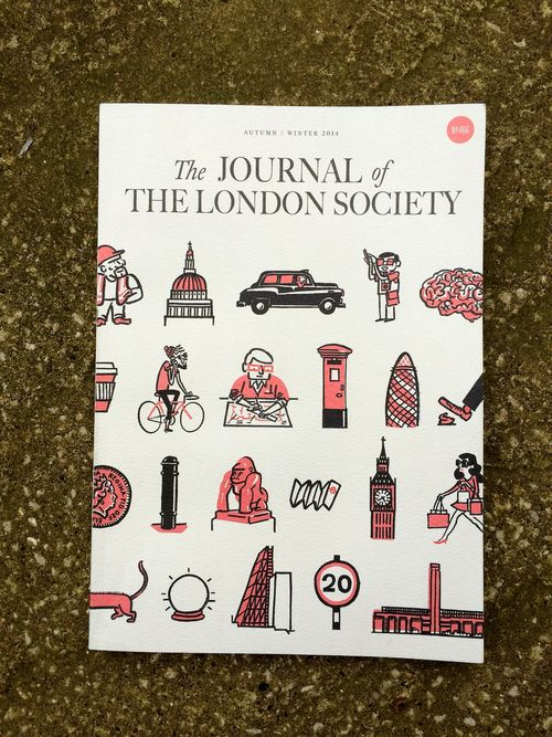 Essay: 'Ego': On masterplanning and London; plus, relaunch of The Journal of The London Society