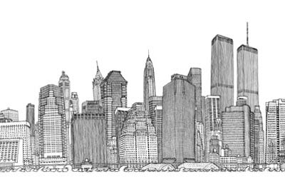 Cityofsound The Five Boroughs Drawn