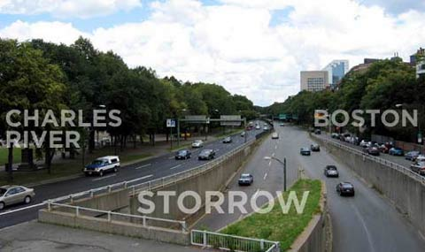 Storrow Drive, Boston