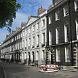 Bedford Square, architecture