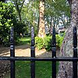 Bedford Square, empty