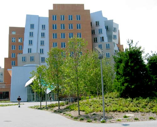 Stata, front elevation