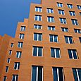 Stata, rear office block