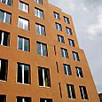 Stata, rear office area, windows