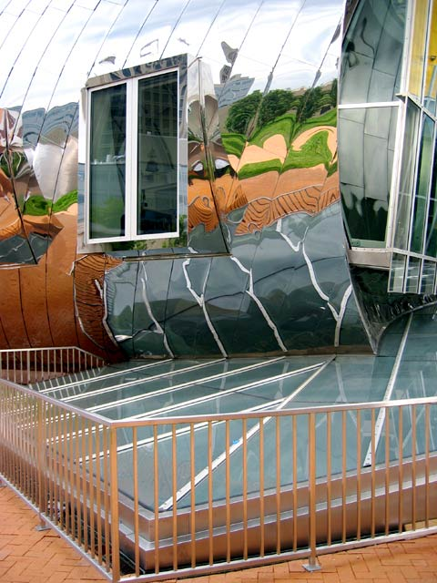 Stata, railing by Robot Lab