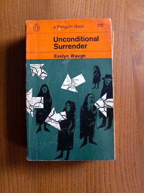 Unconditionalsurrender