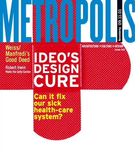 IDEO article in Metropolis