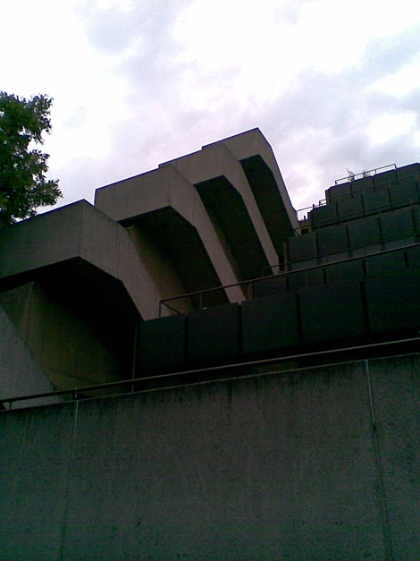 Institute of Education staircase