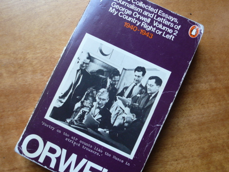 Journalism and Letters of George Orwell Volume 2