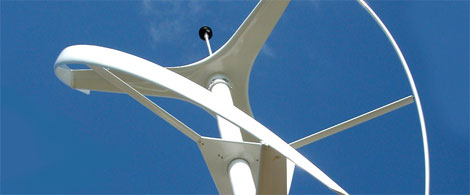 Quiet Revolution turbine