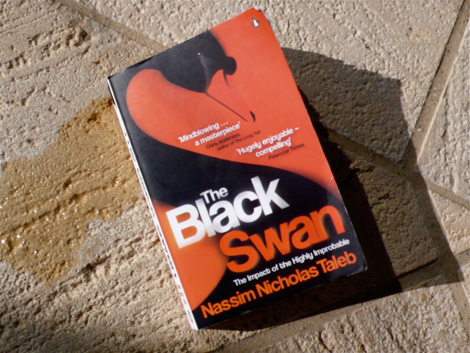 Black Swan The Book Nassim Nicholas Taleb