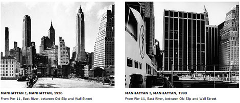 cityofsound: New York Changing: Revisiting Berenice Abbott's