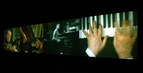 Christian Marclay Video Quartet